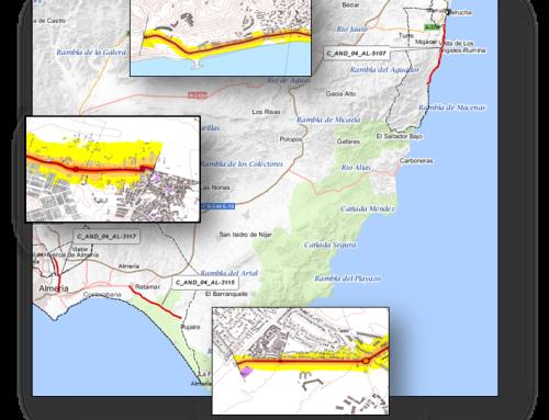 Asistencia técnica de mapas estratégicos de ruido para la Diputación de Almería